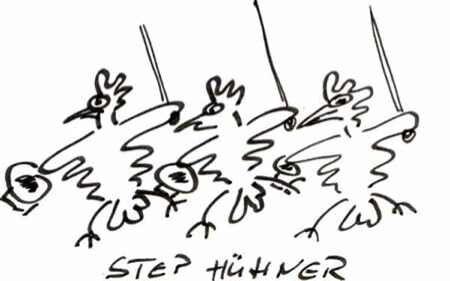 Stepphuehner