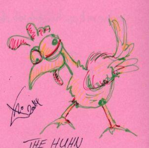 Thehuhn